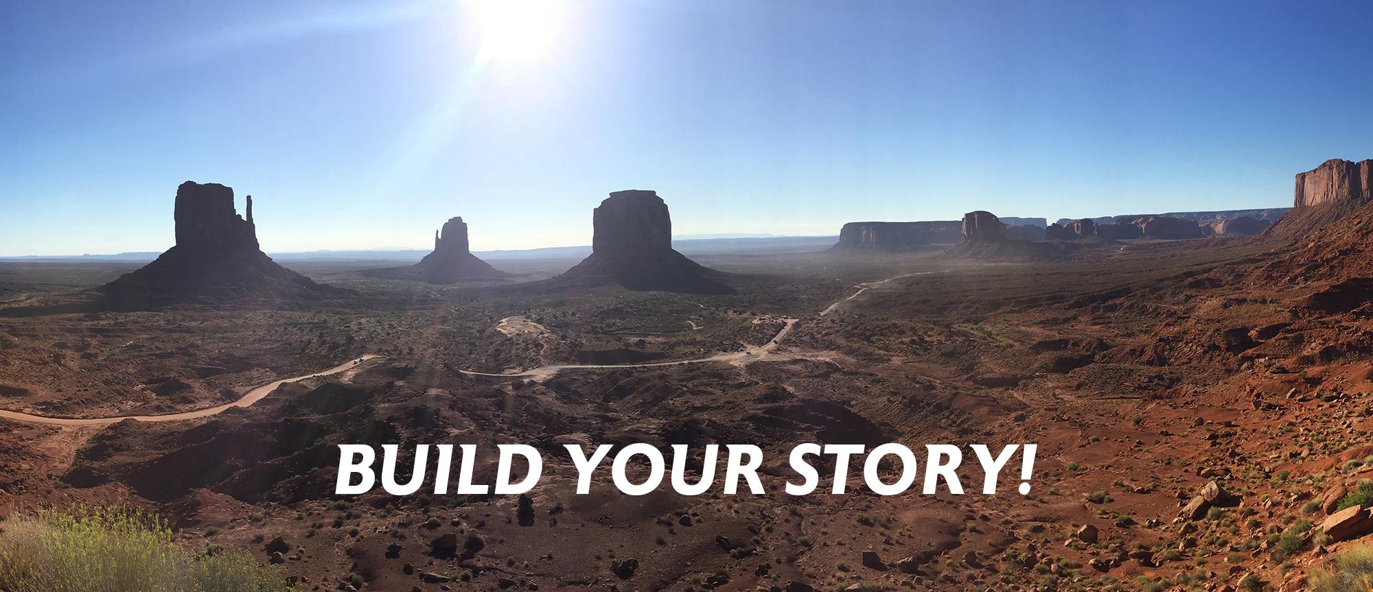 Monument Valley, U.S. - 2017